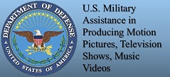 Link to Department of Defense Entertainment Production Support